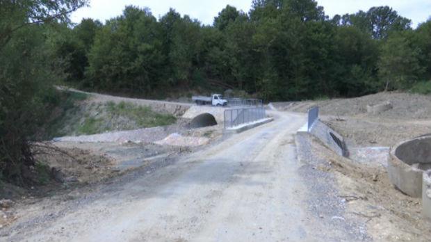 Jalovik dobio dva nova mosta