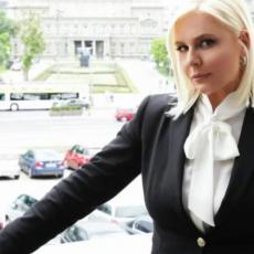 Jana Ljubičić, članica Predsedništva SNS: Jedini koji su danas pokazali da su šljam su upravo Đilas i njegove verne sluge