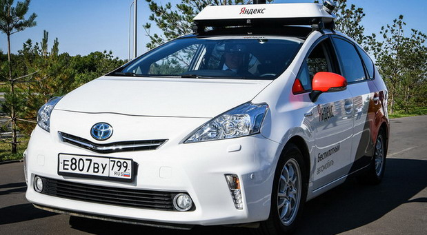 """""""Jandeks"""" pokrenuo prvi u Evropi samovozeći taksi"""
