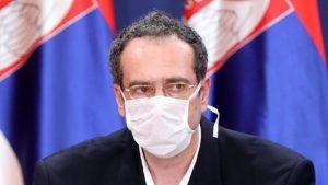 Janković: Brine podatak da je više dece obolele od kovida