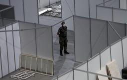 Janković: Porast broja pacijenata na respiratoru očekivan, Arena spremna za pacijente