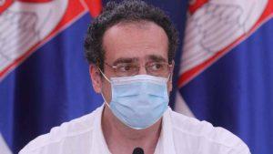 Janković: Veliko opterećenje zdravstvenog sistema, pik se očekuje tokom ove nedelje