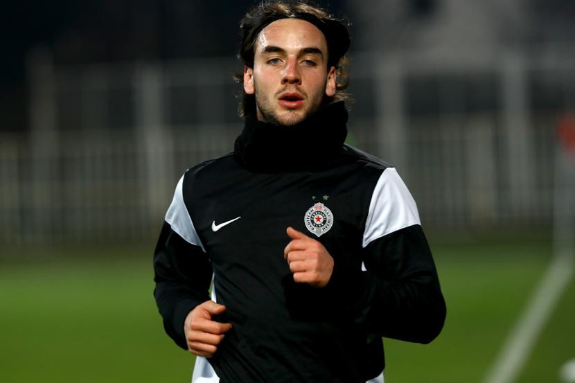 Janković potpisao novi ugovor sa Partizanom (VIDEO)