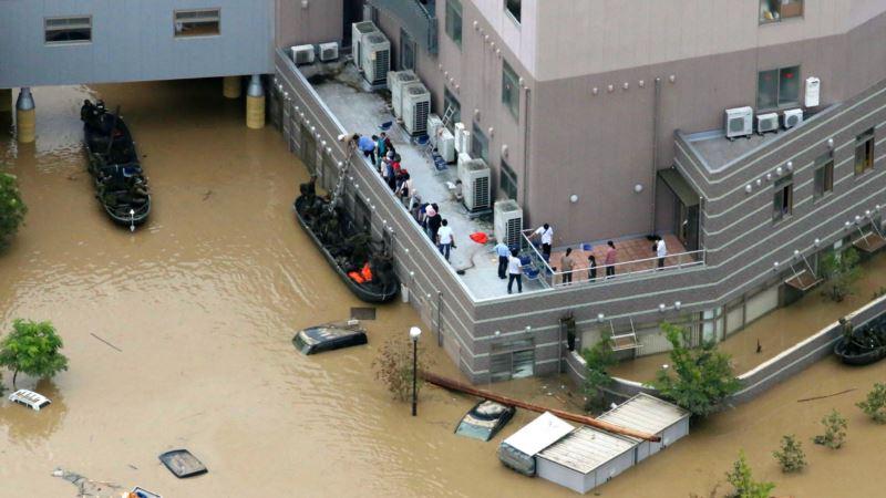 Japan pozvao na evakuaciju 300.000 stanovnika
