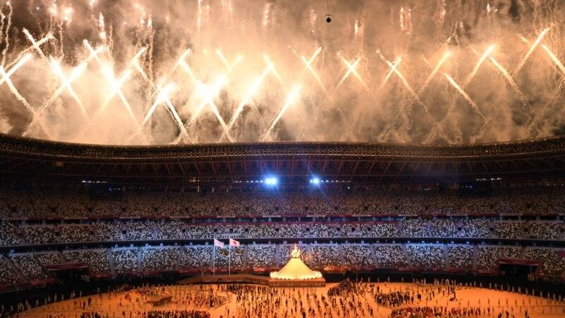 Japanski car otvorio Olimpijske igre