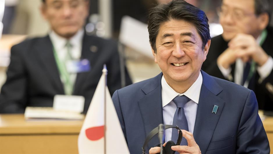 Japanski premijer Šinzo Abe počinje posetu Srbiji