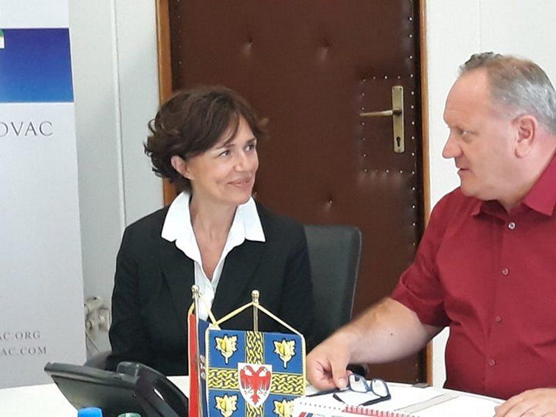 Jasna Šekarić: Nadam se da će Leskovac imati šampiona