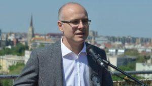 Javna pitanja PSG NS za Miloša Vučevića