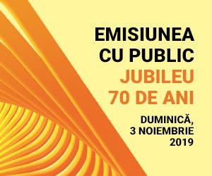 Javna radijska emisija na rumunskom jeziku u Studiju M