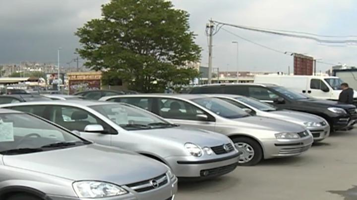 Javni poziv za prikupljanje podataka o vozilima iz uvoza