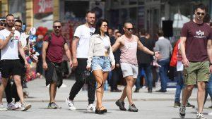 Jedan građanin S. Makedonije se triput zarazio korona virusom