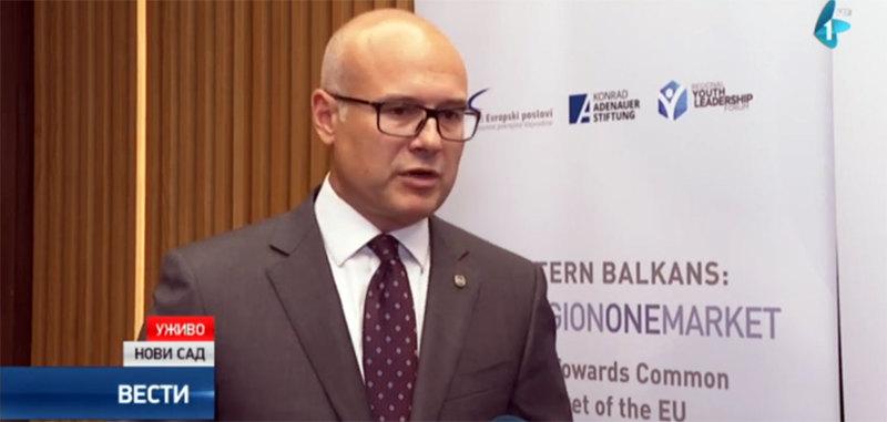 Jedan region jedno tržište: Konferencija o Zapadnom Balkanu u Novom Sadu