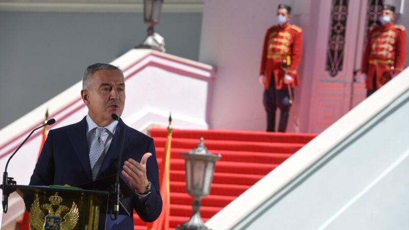 Jedanaest predloženih ambasadora Crne Gore na čekanju