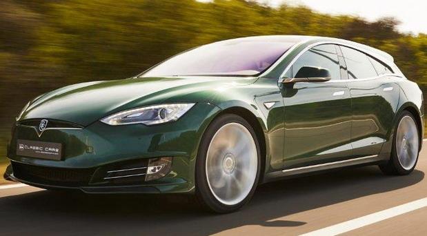 Jedinstveni Tesla Model S karavan i dalje traži svog kupca