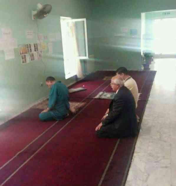 Jednakost u islamu na jednoj fotografiji