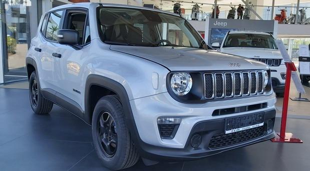 Jeep Renegade Sport za 15.990 evra
