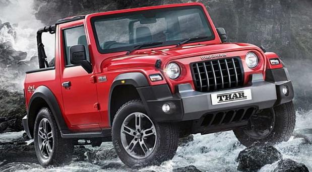 Jeep izveo Mahindru na sud zbog dizajna SUV modela Thar