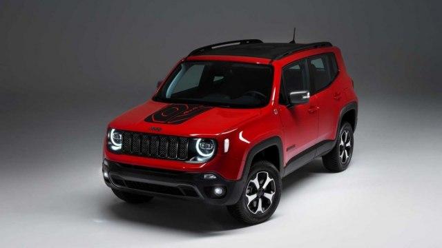 Jeep otkrio specifikacije hibridnog Renegade FOTO