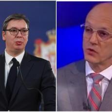 Jel živ taj čovek? Gde je taj Trivan Vučić pobesneo na ministra za zaštitu životne sredine!