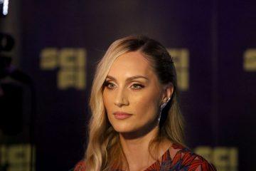 Jelena Gavrilović progovorila O ULOZI U SCI FI SERIJI, pa priznala: Volela bih da budem Bond devojka