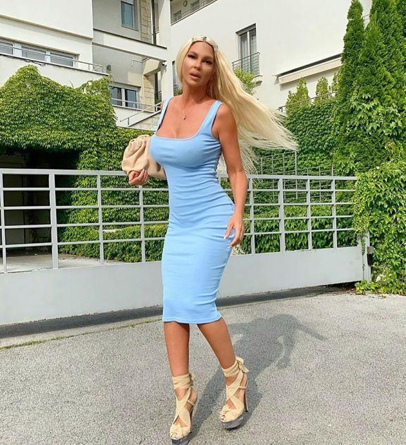 Jelena Karleuša u haljini od 10 eura: Toliko sam bogata da mogu ovo da nosim