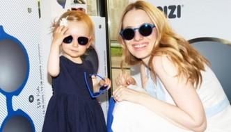 Jelena Veljača i njena kćer Lena uz Izipizi naočale spremne za ljeto