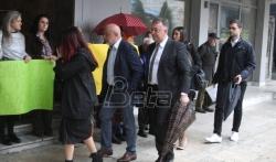 Jeličić nije došao u sud, sudija naložio privodjenje za 19. jun