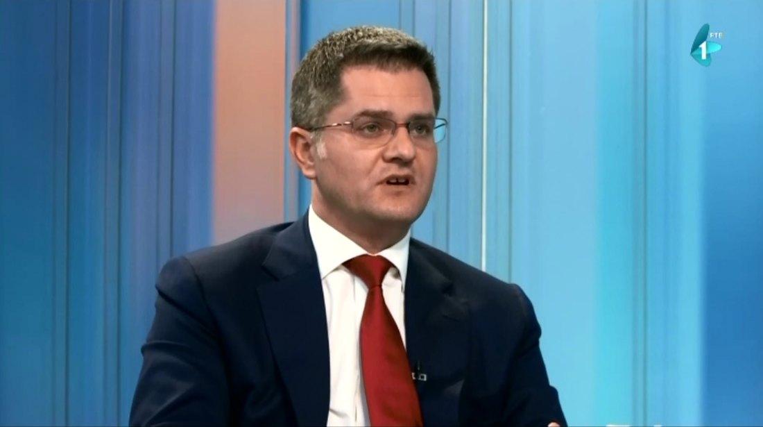 Jeremić: EU važno pitanje, ali nije ideologija