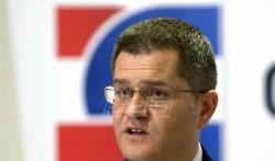 Jeremić: SZS bojkotuje današnje razgovore u Skupštini Srbije izmedju vlasti i opozicije