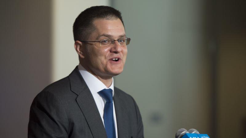 Jeremić: U Vašingtonu ću pokušati da otklonim opasnost da SAD spreči promenu vlasti u Srbiji