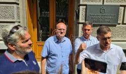 Jeremić: Vučić se tresao pred funkcionerima Narodne stranke