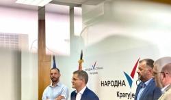 Jeremić: Vučićev nastup pokazuje da Srbija ide u izuzetno opasnom pravcu