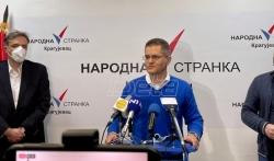 Jeremić: Vučković nikada nije bio ni član niti finansijer Narodne stranke
