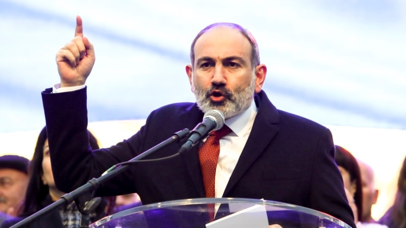 Jermenski premijer spreman na prevremene izbore