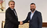Jevtić i Sardi: Sa italijanskim diplomatom o situaciji na KiM