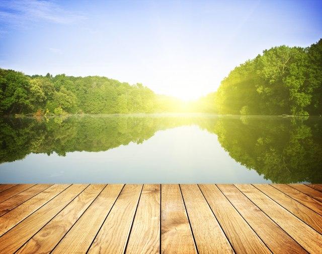 Jezero Bubanj nova oaza za odmor: Raspisan tender za izgradnju šipova sa trim stazom