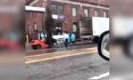 Jezivi snimci iz Njujorka obišli svet: Viljuškarima tovare TELA MRTVIH u hladnjače (VIDEO)