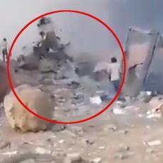 Jezivi snimci mrtvih i ranjenih u Bejrutu nakon eksplozije (VIDEO)