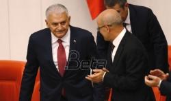 Jildirim izabran za predsednika turskog parlamenta