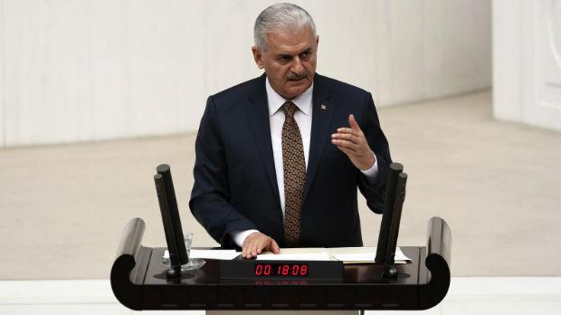 Jildirim na čelu turskog parlamenta