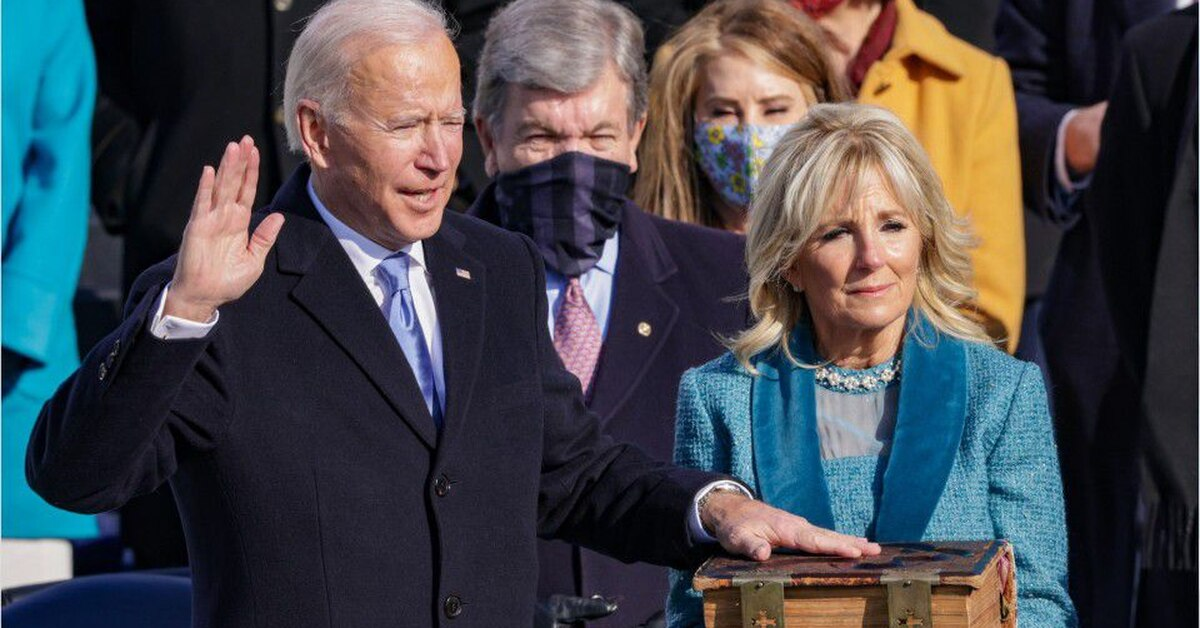 Joe Biden 46. predsjednik SAD-a: Dan nove nade
