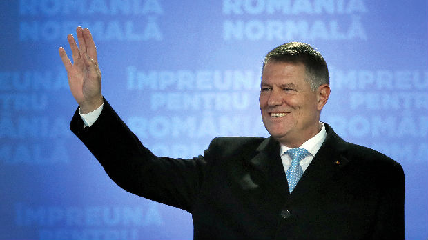 Johanis novi-stari predsednik Rumunije