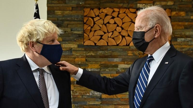 Johnson: Velika Britanija i SAD imaju neuništiv odnos