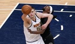 Jokić i Bogdanović vodili Denver i Atlantu do pobeda