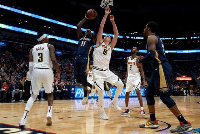 Jokić održao čas košarke u Nju Orleansu VIDEO