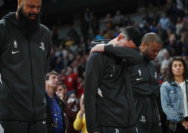 Jokićev tripl-dabl u najtužnijoj večeri u istoriji NBA lige (video)