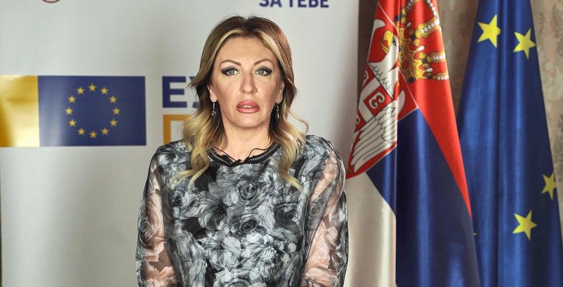 Joksimović: Dan Evrope za život u miru, jedinstvu, prosperitetu
