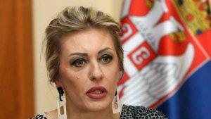 Joksimović: Demonstracije ukazuju na krajnje opasne namere