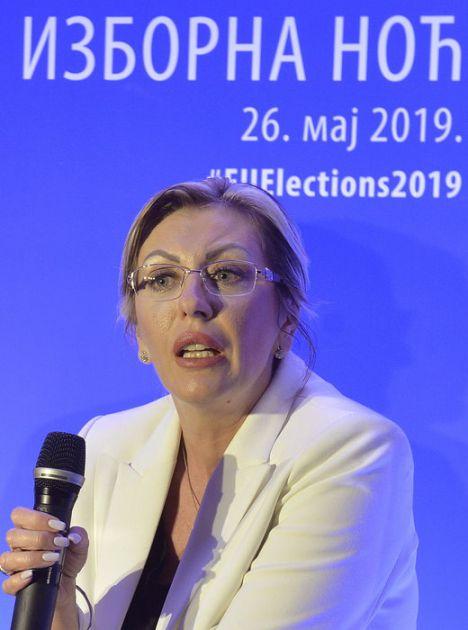 Joksimović: Rezultati izbora za EP pozitivni za politiku proširenja