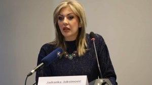 Joksimović: Uvažavanje preporuka EK ali i iznošenje svojih argumenata